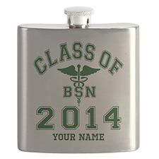 Class Of 2014 BSN Flask