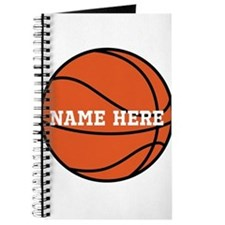 Customize a Basketball Journal