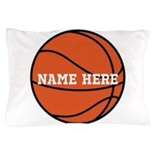 Customize a Basketball Pillow Case