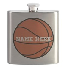 Customize a Basketball Flask