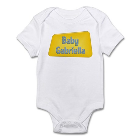 Baby Gabriella Infant Bodysuit