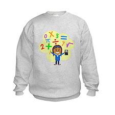 Math Girl Sweatshirt