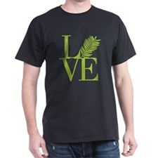 Palm Sunday Love Icon T-Shirt