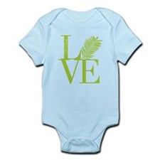 Palm Sunday Love Icon Body Suit