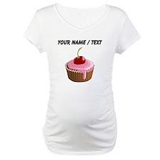 Custom Cherry Cupcake Shirt