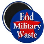 Ten End Military Waste Bulk Magnets