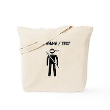 Custom Ninja Tote Bag