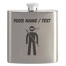 Custom Ninja Flask
