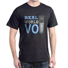 Men's Dark Real World T-Shirt
