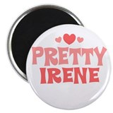 Irene 2.25&quot; Magnet (10 pack)