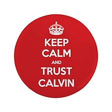 "Trust Calvin 3.5"" Button"