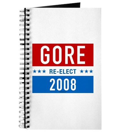 Re-elect Al Gore Journal