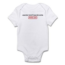 ANCIENT EGYPTIAN RELIGION kic Infant Bodysuit