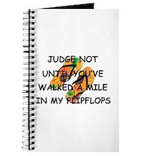 Judge Not Journal