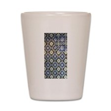 Mexican Mosaic Tile Shot Glass