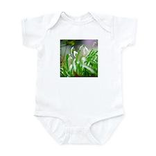 Snowdrops in spring Infant Bodysuit
