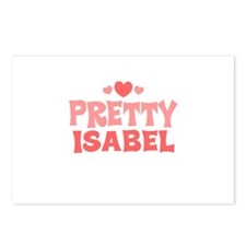 Isabel Postcards (Package of 8)
