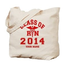 Class Of 2014 RN Tote Bag