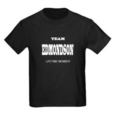 Team Edmondson Lifetime Member T-Shirt