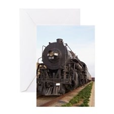 Train 1 Greeting Cards