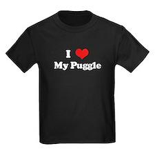 I Love Puggle T