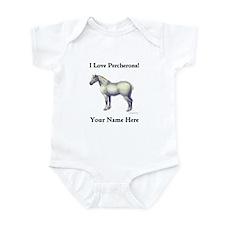Percheron Horse Body Suit