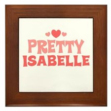 Isabelle Framed Tile