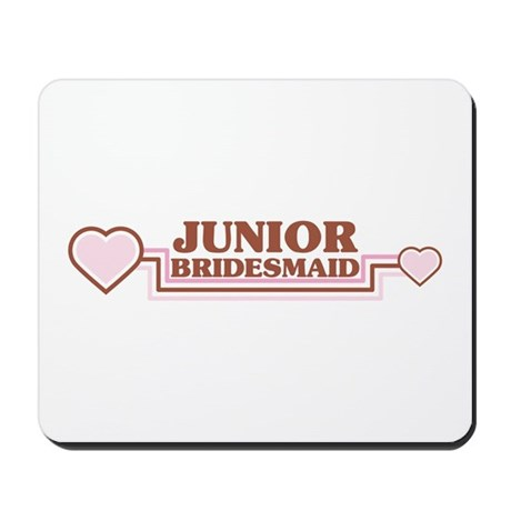 Junior Bridesmaid Mousepad