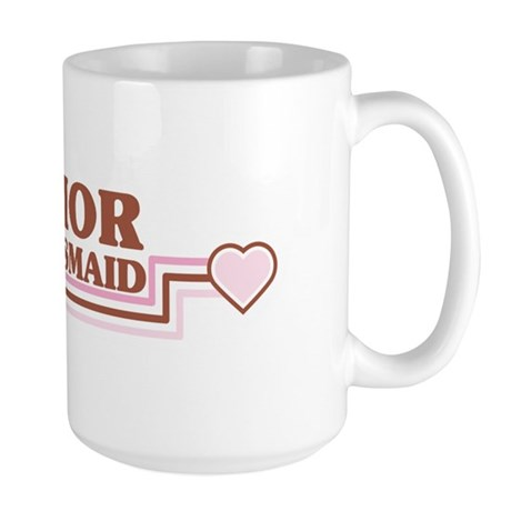 Junior Bridesmaid Large Mug
