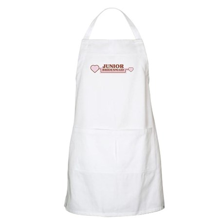 Junior Bridesmaid BBQ Apron