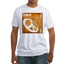 Orange Peace Shirt