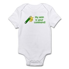 My wish is your command! Infant Bodysuit