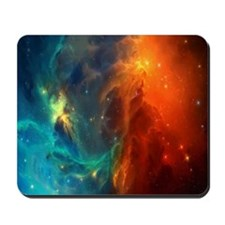 nebula Six Mousepad