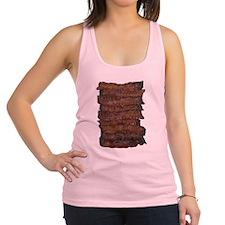 Bacon Racerback Tank Top