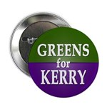 Greens for Kerry Button (10 pack)