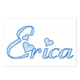 Erica Postcards (Package of 8)