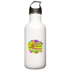 Life Is A Canvas-Danny Kaye/ Water Bottle
