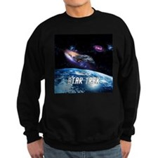 Star Trek Defiant NG Queen Duvet Sweatshirt