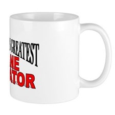 """The World's Greatest Crane Operator"" Small Mugs"
