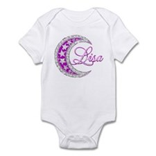 Lisa Infant Bodysuit