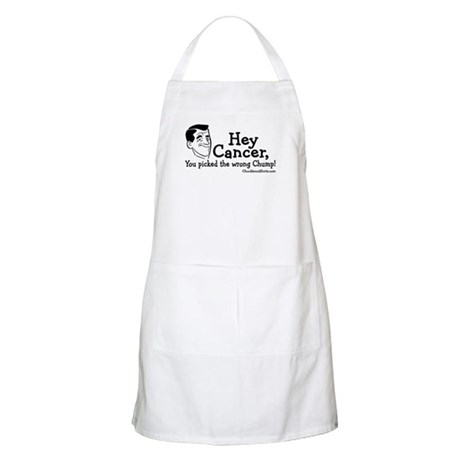 Hey Cancer BBQ Apron