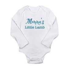 Mommys Little Lamb Body Suit