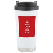 Hug Susie Travel Mug