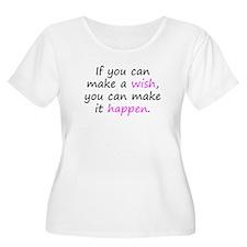 Make It Happen Plus Size T-Shirt