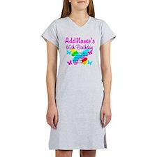 REJOICING 65TH Women's Nightshirt