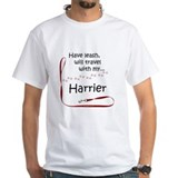 Harrier Travel Leash Shirt
