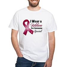 Ribbon Brain Aneurysm T-Shirt