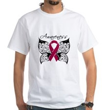 Brain Aneurysm Butterfly T-Shirt