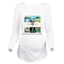 50th Anniversary Pavilions Long Sleeve Maternity T