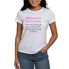 Short Girls Tee